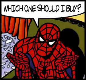 spiderman which one Which one now?