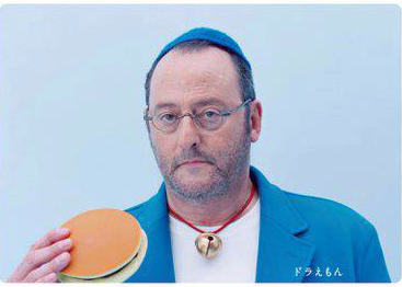 Jean Reno as Doraemon