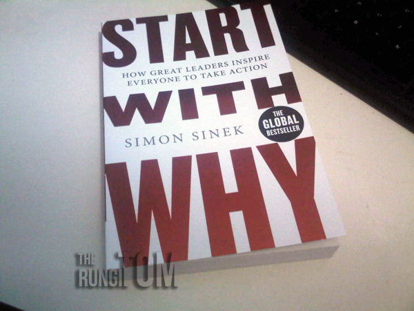 the book Day 13: Start with why