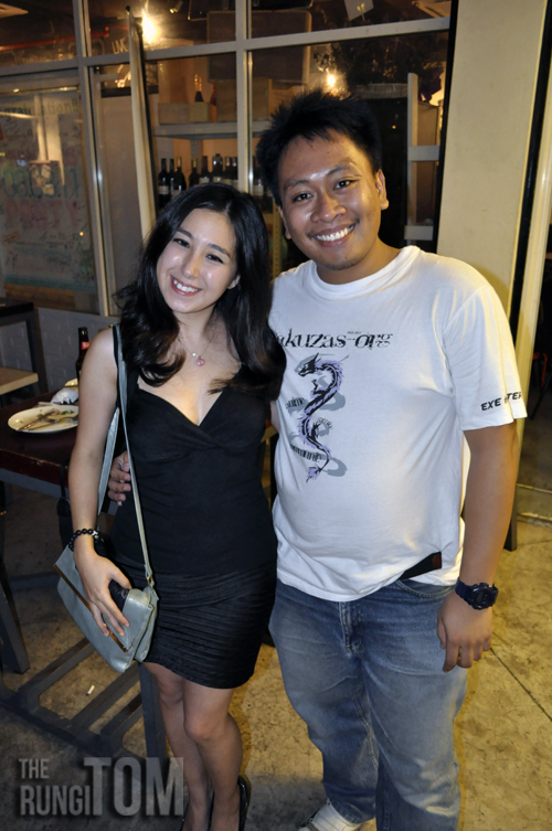 Me and Calista Liew