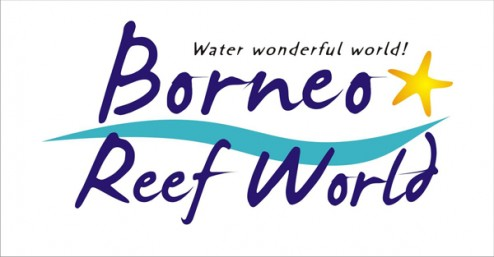 Borneo Reef World Logo 494x257 My Waterworld: Borneo Reef World