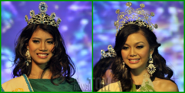 Grace and Deidre Miss Earth Malaysia 2012: Journey of our Environment Crusaders
