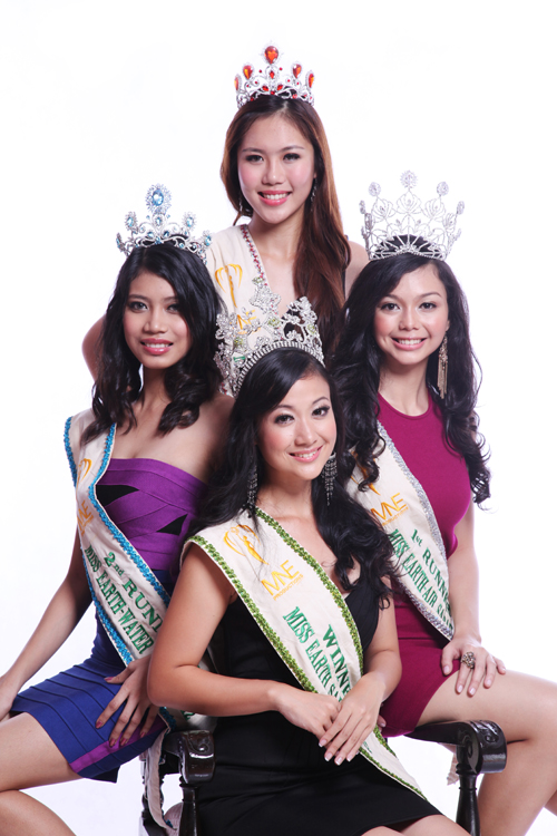 MISS EARTH SABAH 2012  Miss Earth Malaysia 2012: Journey of our Environment Crusaders