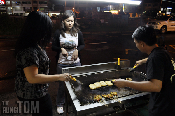 Nath tagging along The homely KL Style BBQ & Steamboat restaurant
