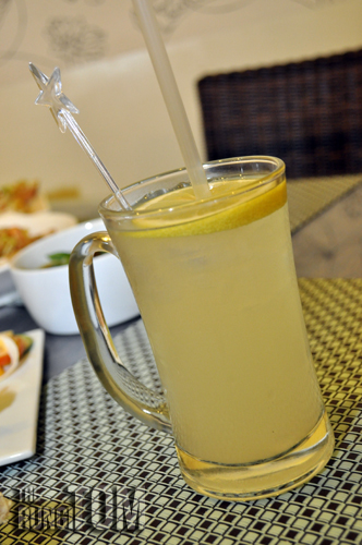 lemonade Yu Cafe, Luyang