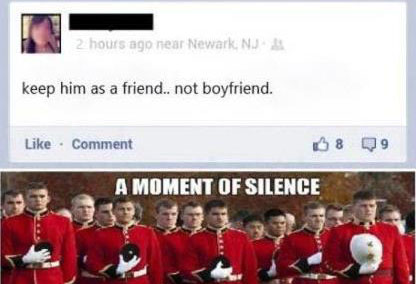 incoming bad ending Meanwhile on Facebook… [Bad Ending]