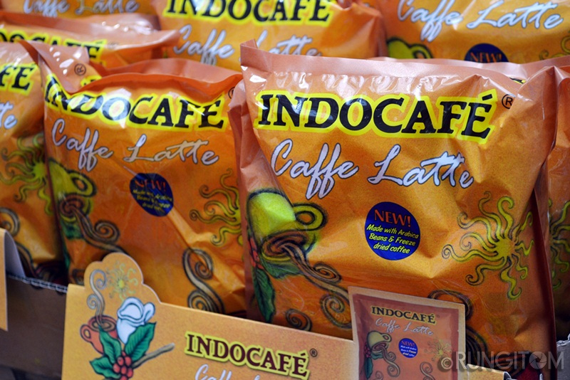 Indocafe Caffe Latte launching at City Mall, Kota Kinabalu